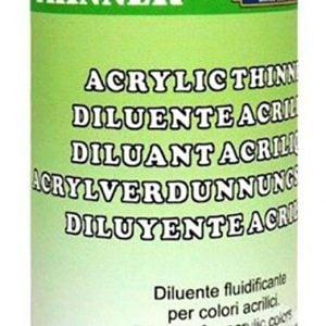 Lifecolor Acrylic Thinner 250ml