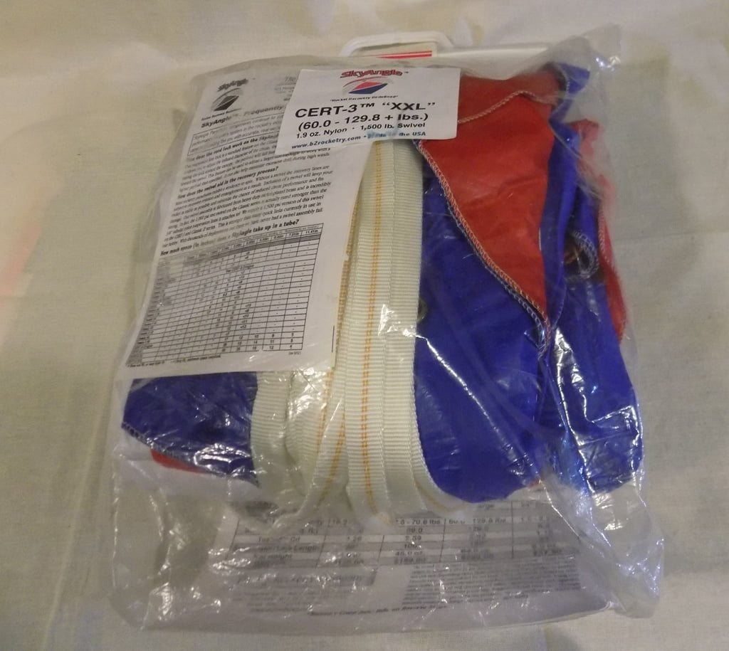 Skyangle Parachute Cert-3 XXL