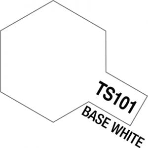 Tamiya Spray Paint TS101 Base White