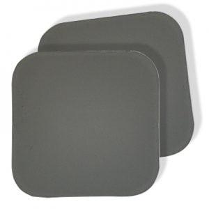 Alpha Abrasives Micro Finishing Cloth Abrasive Pads 2 Packs