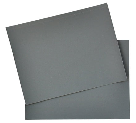 Alpha Abrasives Micro Finishing Cloth Abrasive Sheets 2 Packs