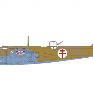 Airfix Bristol Blenheim MkIV Bomber 1:72 A04061