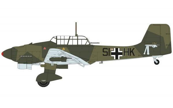 Airfix Junkers Ju87R-2/B-2 Stuka 1:48 A07115