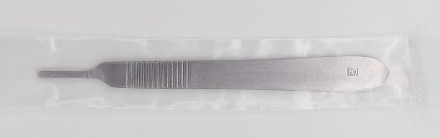 Scalpel Handle Stainless Steel 003 Excel Blades EXC-003