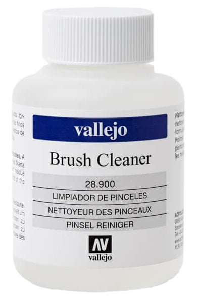 Vallejo Brush Cleaner 85ml 28900