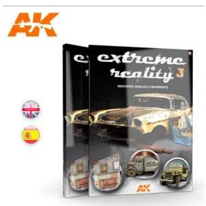 AK Interactive Extreme Reality 3 AKI 510