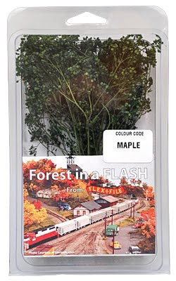 Forest in a Flash Tree Kit Maple Green ALB 9001