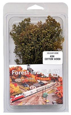 Forest in a Flash Tree Kit Ash Cottonwood ALB 9003