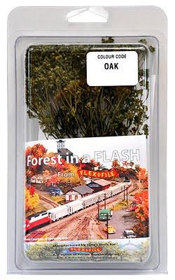 Forest in a Flash Tree Kit Oak Green ALB 9002