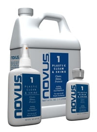 Novus Polish No. 1 Plastic Clean and Shine