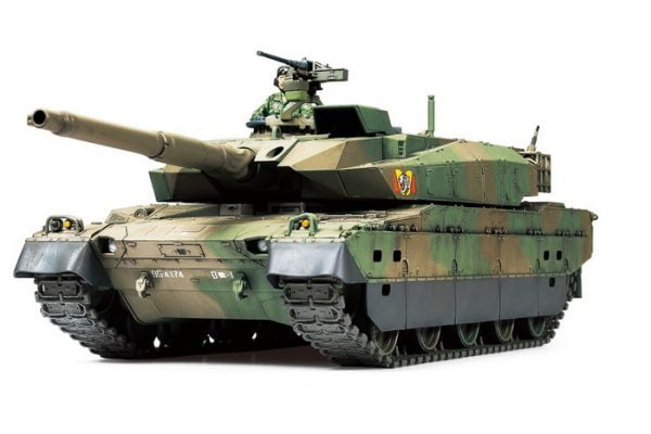Tamiya JGSDF Type 10 Tank 1:48 Kit 32588