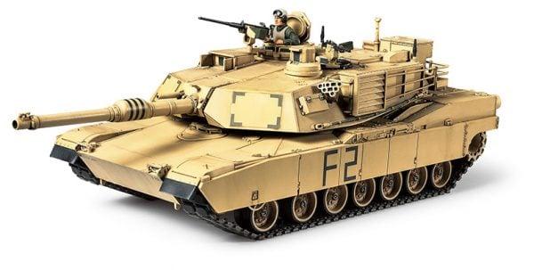 Tamiya M1A2 Abrams Tank 1:48 Kit 32592