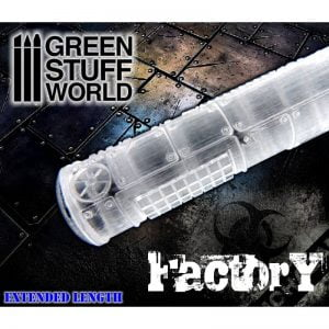 Rolling Pin Factory Ground Green Stuff World 1224