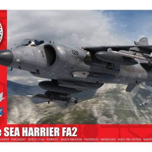 Airfix BAe Sea Harrier FA2 1:72 A04052A