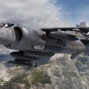 Airfix BAe Sea Harrier FA2 1:72 A04052A