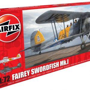 Airfix Fairey Swordfish Mk.I 1:72 A04053A