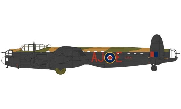 Airfix Avro Lancaster B.III Special The Dambusters 1:72 A09007