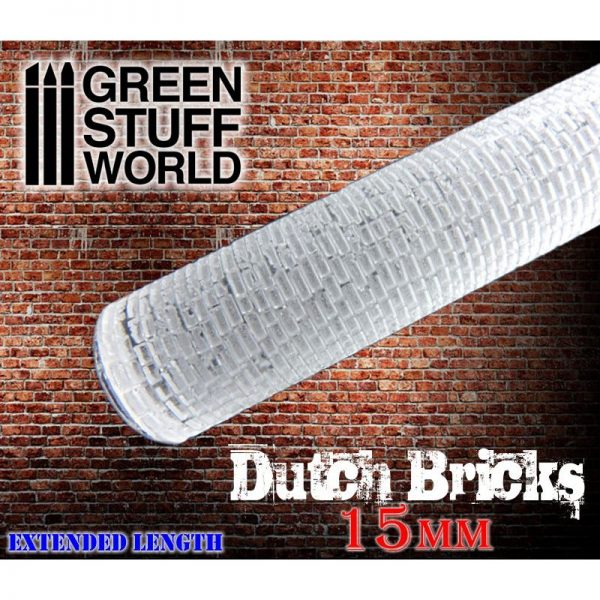 Rolling Pin Cobblestone Green Stuff World 1626