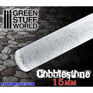 Rolling Pin Cobblestone 15mm Green Stuff World 1625