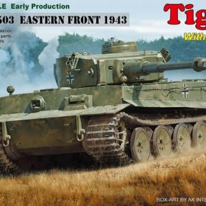 Rye Field Model 1/35 Pz.kpfw.VI Ausf. E Early Production Tiger I 5003
