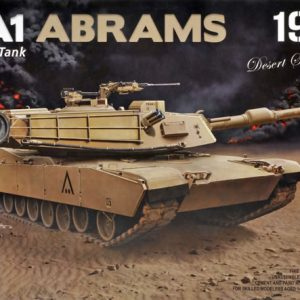 Rye Field Model 1/35 M1A1 Abrams Desert Storm edition 1991 5006