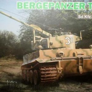 Rye Field Model 1/35 Bergepanzer Tiger I Sd.Kfz.185 Italy 1944 5008