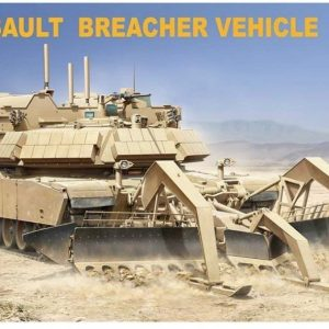 Rye Field Model 1/35 Modellbausatz M1 Assault Breacher Vehicle 5011