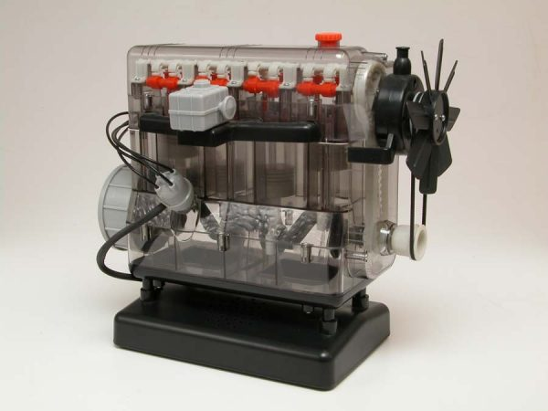 Other side View Airfix Engineer Combustion Engine Working Model Kit A42509