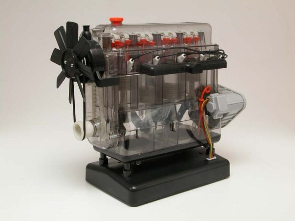 Side View Airfix Engineer Combustion Engine Working Model Kit A42509