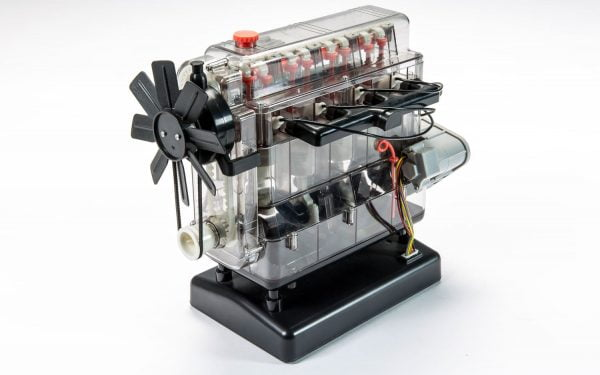 Static View  Airfix Engineer Combustion Engine Working Model Kit A42509