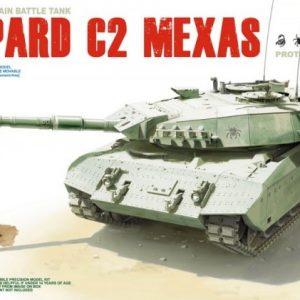 Takom Canadian Main Battle Tank Leopard C2 MEXAS 1:35 2003