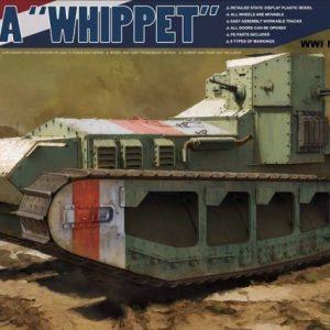 Takom MK A Whippet WWI Medium Tank 1:35 2025