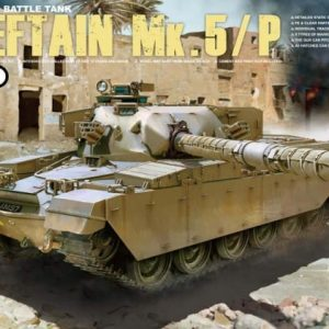 Takom British Main Battle Tank Chieftain Mk.5/P 1:35 2027