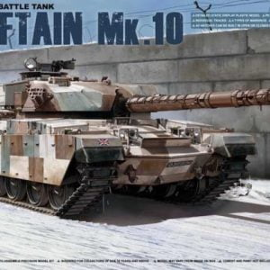 Takom British Main Battle Tank Chieftain Mk.10 1:35 2028