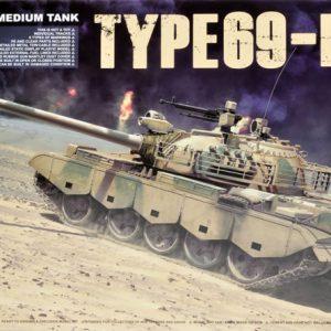 Takom Iraqi Medium Tank Type 69-II 2054