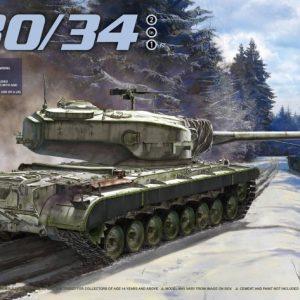 Takom T30/34 U.S. Heavy Tank 1:35 2065