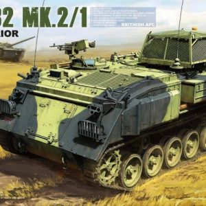 Takom British APC FV 432 Mk.2/1 with Interior 1:35 2066