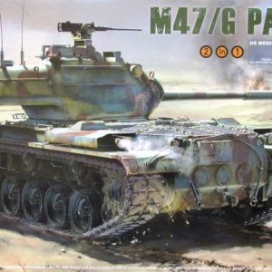 Takom M47/G Patton US Medium Tank 1:35 2070