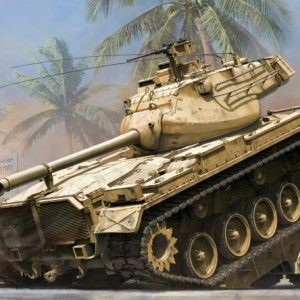 Takom M47 Patton E/M US Medium Tank 1:35 2072