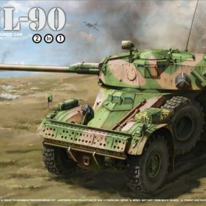 Takom AML-90 French Light Armoured Car 1:35 2077