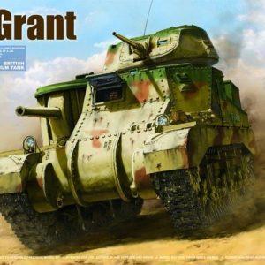Takom British Medium Tank M3 Grant 1:35 2086
