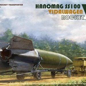 Takom Hanomag SS100 V-2 Rocket Transporter 1:35 2110