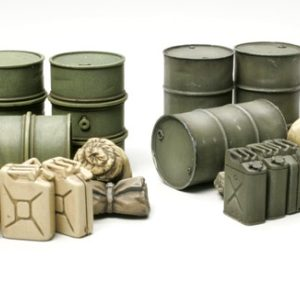 Tamiya Jerry Can Set 1/48 Scale 32510
