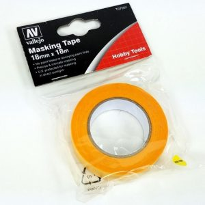 Vallejo Masking Tape 18mm T07001