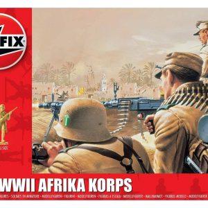 Airfix WWII Afrika Korps 1:72 A00711