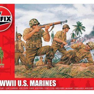 Airfix WWII U.S. Marines 1:72 A00716