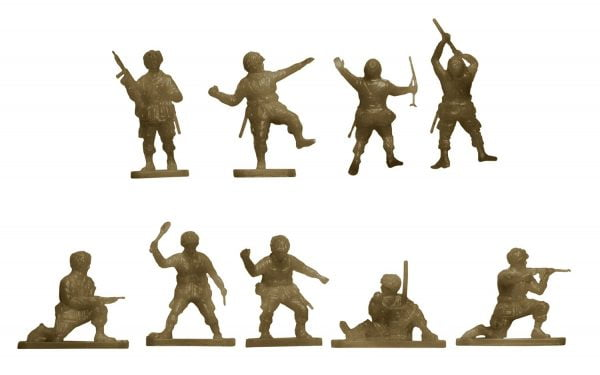 Airfix WWII U.S. Paratroops 1:72 A00751