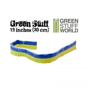 Green Stuff World Epoxy Tape 12 inches 9003