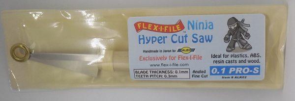 Ninja Hyper Cut Saw Plastic ABS Resin Wood Pro-S ALK02