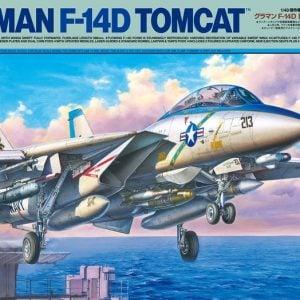 Tamiya Grumman F-14D Tomcat 1/48 61118